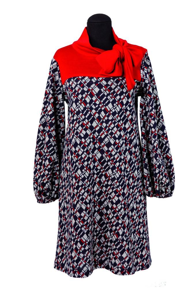 Vestido de punto - Ref 10104