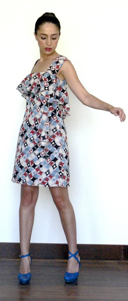Vestido - Ref 12012