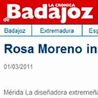 La Crónica de Badajoz